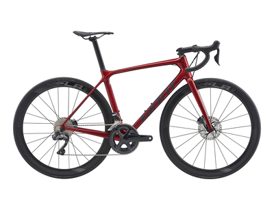 TCR Advanced Pro 1 Disc-KOM