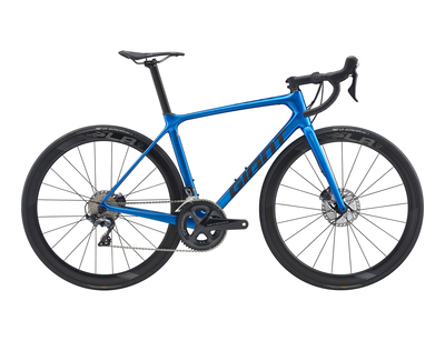 TCR Advanced Pro 2 Disc-KOM